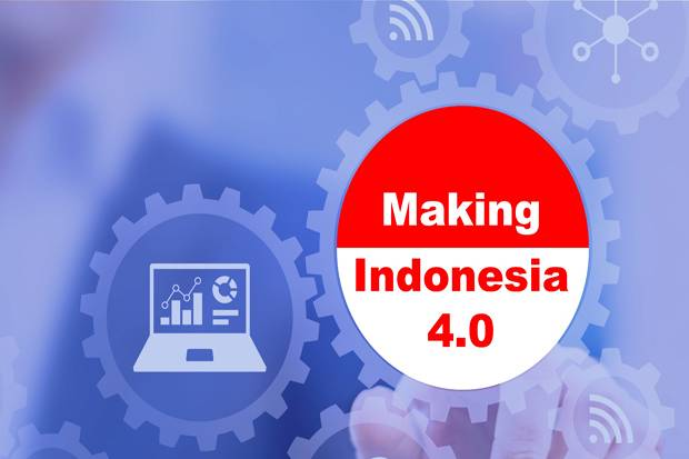 Making Indonesia 4.0 Logo